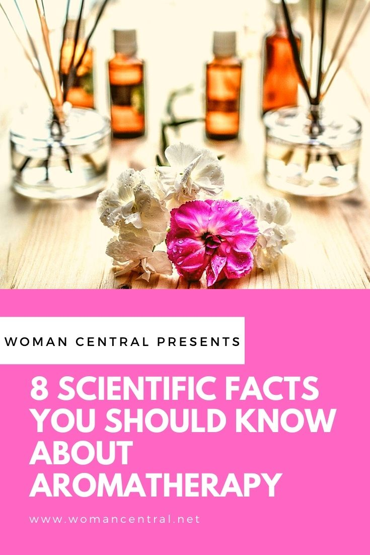 8 Scientific Facts You Should Know About Aromatherapy