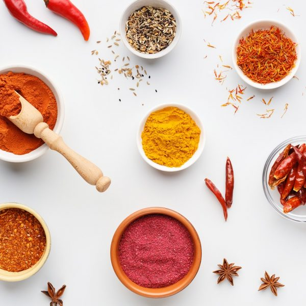 10 Spices With Super Health Benefits